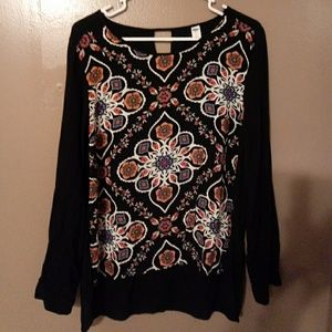 Old Navy Blouse, Size Large